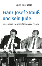 Franz Josef Strauß und sein Jude Cover