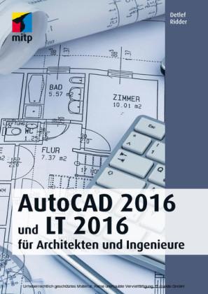 AutoCAD 2016 und LT 2016 (mitp Professional)