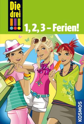Die drei !!!, 1,2,3 - Ferien! (drei Ausrufezeichen)
