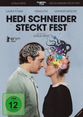 Hedi Schneider steckt fest, 1 DVD Cover