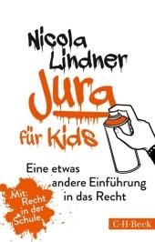 Jura für Kids Cover