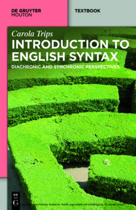 English Syntax in Three Dimensions