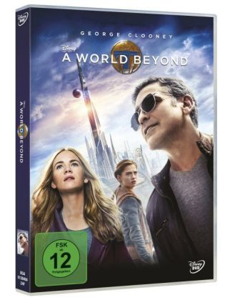 A World Beyond, 1 DVD