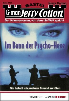 Jerry Cotton - Im Bann der Psycho-Hexe