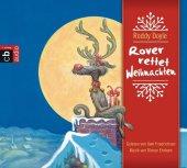 Rover rettet Weihnachten, 2 Audio-CDs