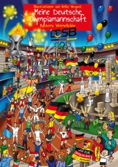 Meine Deutsche Olympiamannschaft Cover