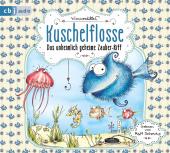 Kuschelflosse - Das unheimlich geheime Zauber-Riff, 2 Audio-CD Cover