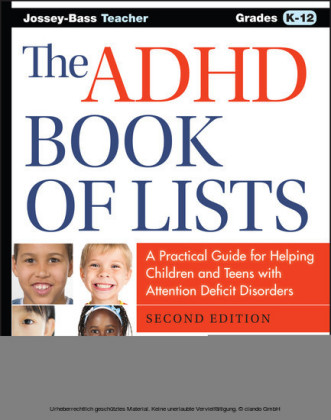 The ADHD Book of Lists,