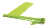 Lesezeichen Zipmark green Cover