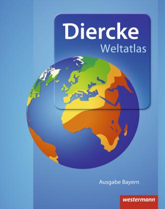 Weltatlas, Ausgabe Bayern