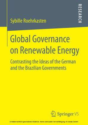 Global Governance on Renewable Energy