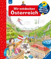 Wir entdecken Österreich Cover