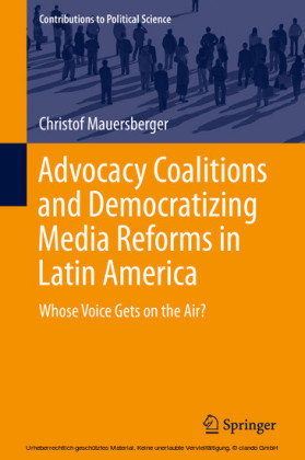 Advocacy Coalitions and Democratizing Media Reforms in Latin America