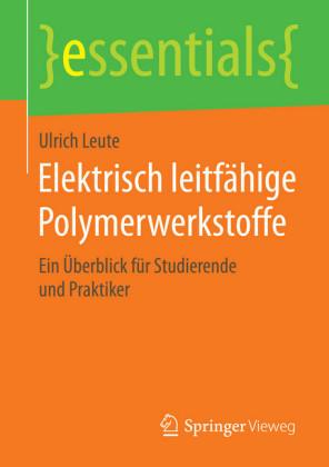 Elektrisch leitfähige Polymerwerkstoffe