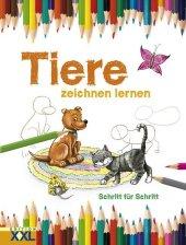 Tiere zeichnen lernen Cover