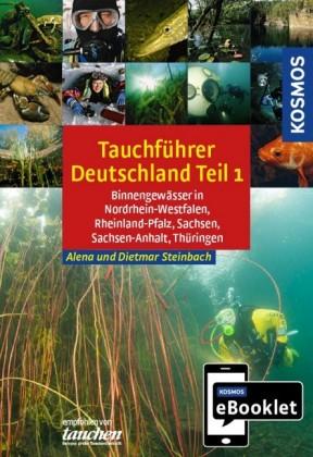 KOSMOS eBooklet: Tauchreiseführer Deutschland Teil 1