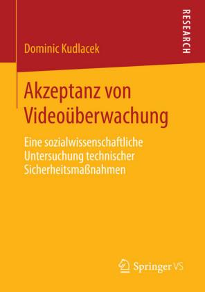 Akzeptanz von Videoüberwachung