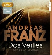 Das Verlies, 1 MP3-CD Cover