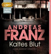 Kaltes Blut, 1 MP3-CD Cover