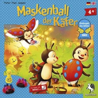 Maskenball der Käfer (Kinderspiel)