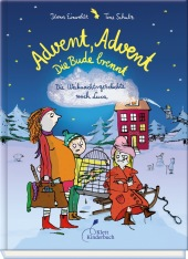 Advent, Advent, die Bude brennt Cover
