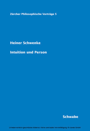 Intuition und Person