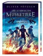Die Schwarzen Musketiere - Das Buch der Nacht Cover