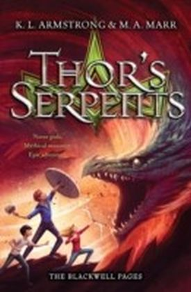 Blackwell Pages: 03 Thor's Serpents