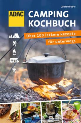 ADAC Camping-Kochbuch