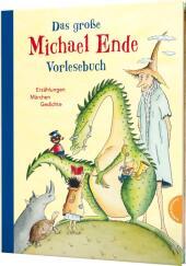 Das große Michael-Ende-Vorlesebuch Cover