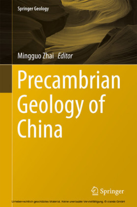 Precambrian Geology of China