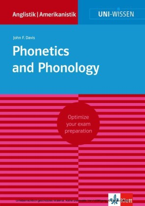 Uni-Wissen Phonetics and Phonology