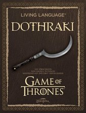 A Game of Thrones - Living Language Dothraki, m. Audio-CD
