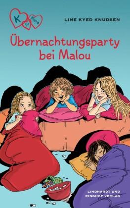 K für Klara 4 - Übernachtungsparty bei Malou
