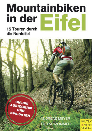 Mountainbiken in der Eifel