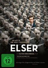 Elser - Er hätte die Welt verändert, 1 DVD Cover