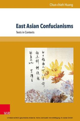 East Asian Confucianisms