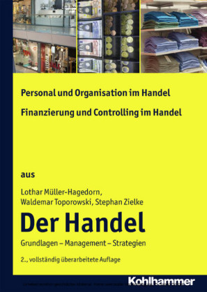 Personal und Organisation im Handel + Finanzierung und Controlling im Handel