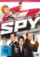 Spy - Susan Cooper Undercover, 1 DVD Cover