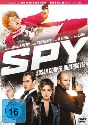 Spy - Susan Cooper Undercover, 1 DVD