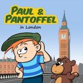 Paul & Pantoffel in London, Audio-CD