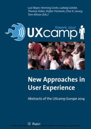 New Approaches in User Experience