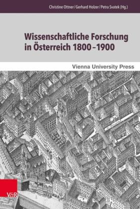 Wissenschaftliche Forschung in Österreich 1800-1900