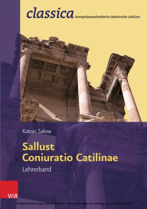 Sallust, Coniuratio Catilinae - Lehrerband