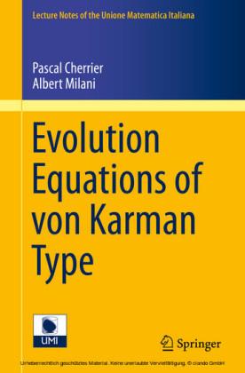 Evolution Equations of von Karman Type