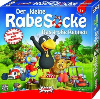 Kleiner Rabe Socke (Kinderspiel), Das große Rennen