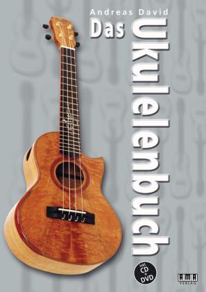 Das Ukulelenbuch, m. Audio-CD + DVD