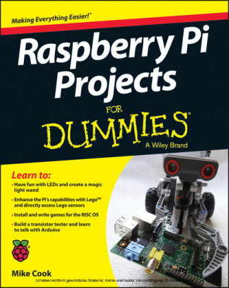 Raspberry Pi Projects For Dummies
