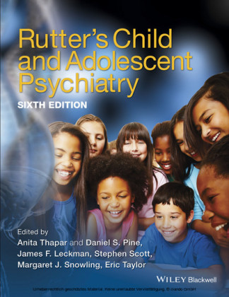 Rutter's Child and Adolescent Psychiatry,