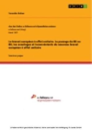 Le brevet européen à effet unitaire. Le passage du BE au BU, les avantages et inconvénients du nouveau brevet européen à effet unitaire